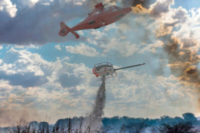 helion lucha contra incendios