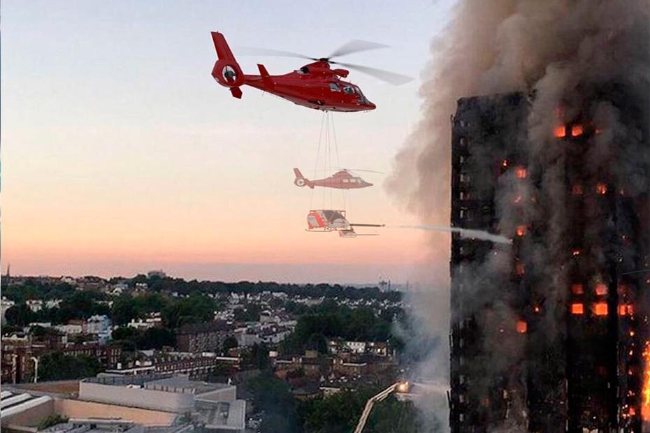lucha contra incendios urbanos